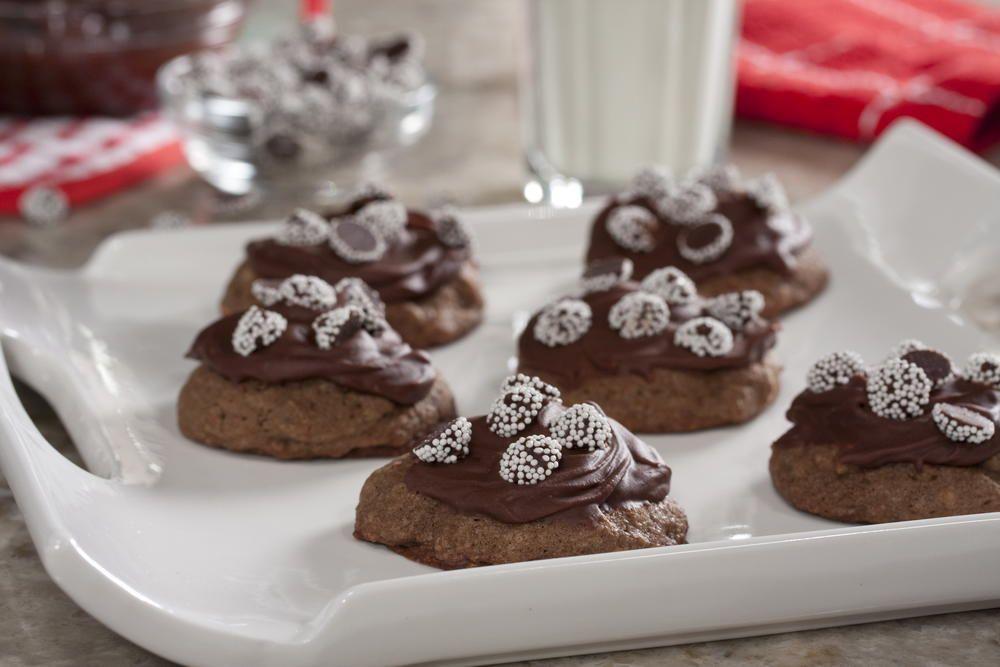 Chocolate Potato Cookies   MrFood.com