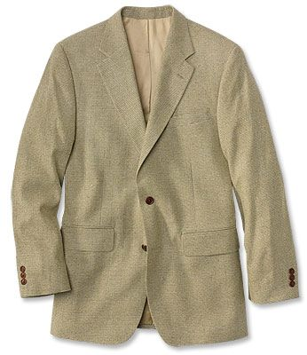 Versatile and distinctive, our men's silk tweed sport coat looks ...
