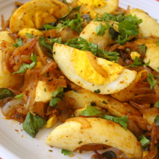 Bengali recipe boiled eggs stir fry bengali recipe pinterest cuisine forumfinder Choice Image