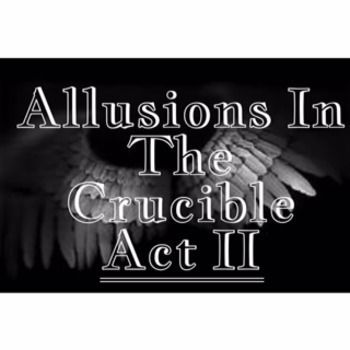 Allusions In The Crucible Act Ii Halloween Tieplay Educational