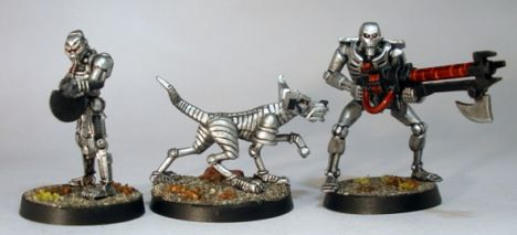 Image result for necron dogs