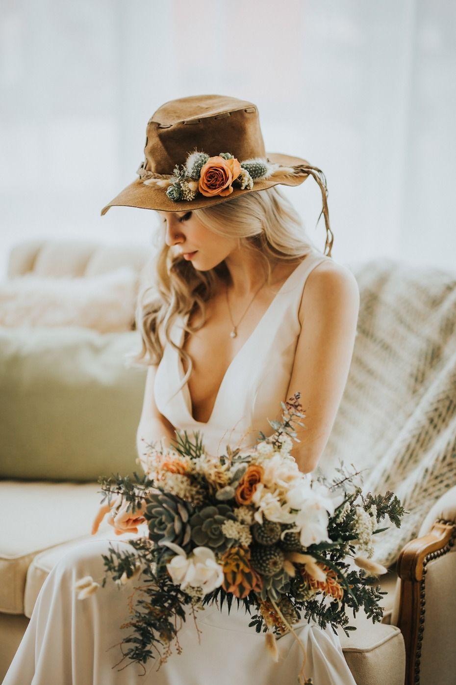 How To Have A Stylish Desert Inspired Boho Wedding Anywhere Boho