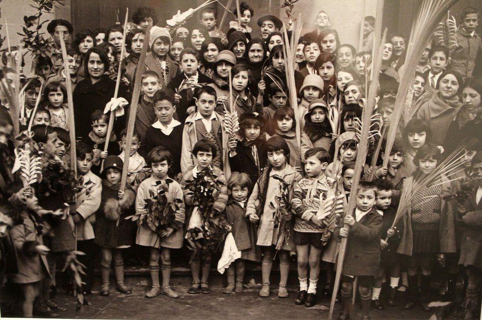 Domingo de ramos en la catedral de pamplona 1920 30 - Fotografos en pamplona ...