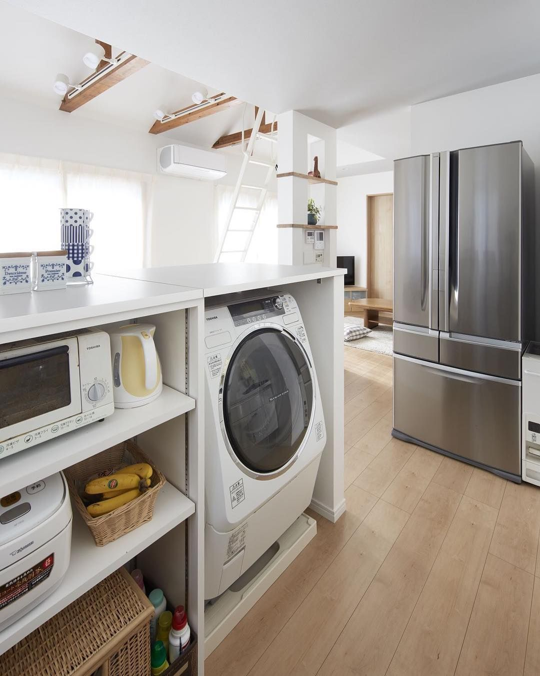 いいね 115件 コメント0件 ミサワリフォーム株式会社 リフォーム リノベーション Misawa Reform のinstagramアカウント ミサワリフォーム株式会社 4ldkの Home Appliances Home Washer And Dryer