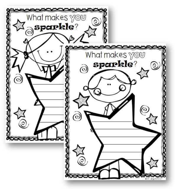 Use these FREE worksheets to help students to acknowledge what makes ...