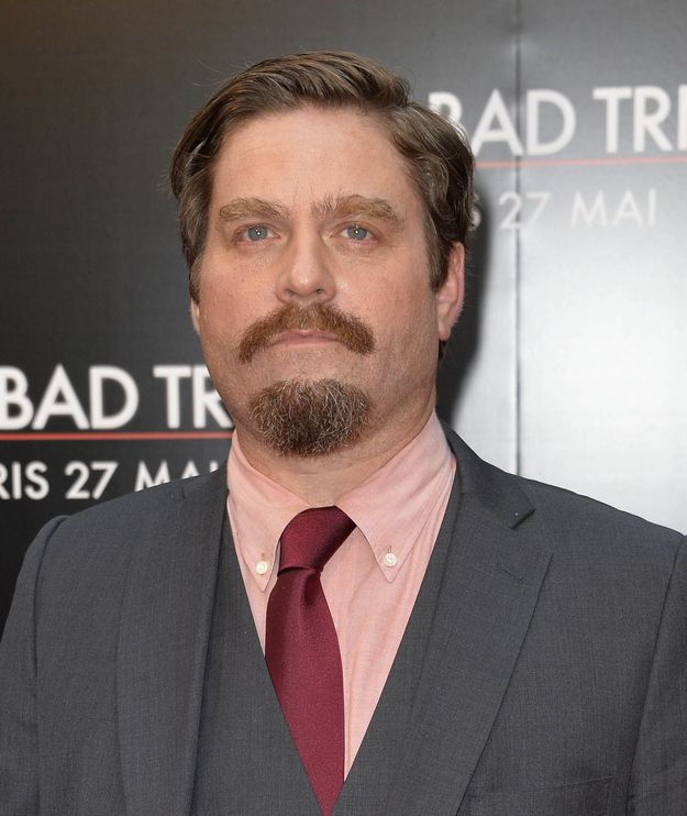 zach galifianakis wiki