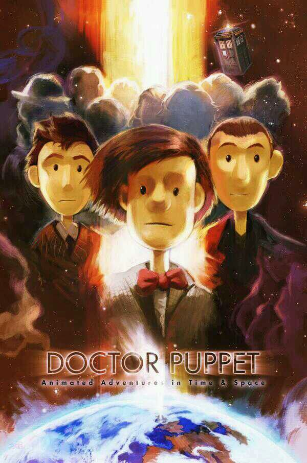 Doctor Who Doctor Puppet | Doctor who christmas, Watch doctor, Doctor who