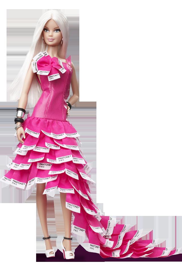 Barbie Pink /& Fabulous Barbie Signature Doll Diamonds /& Hearts New