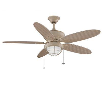 Dupont Ceiling Fan Indoor Outdoor Fan Light Ceiling Fan