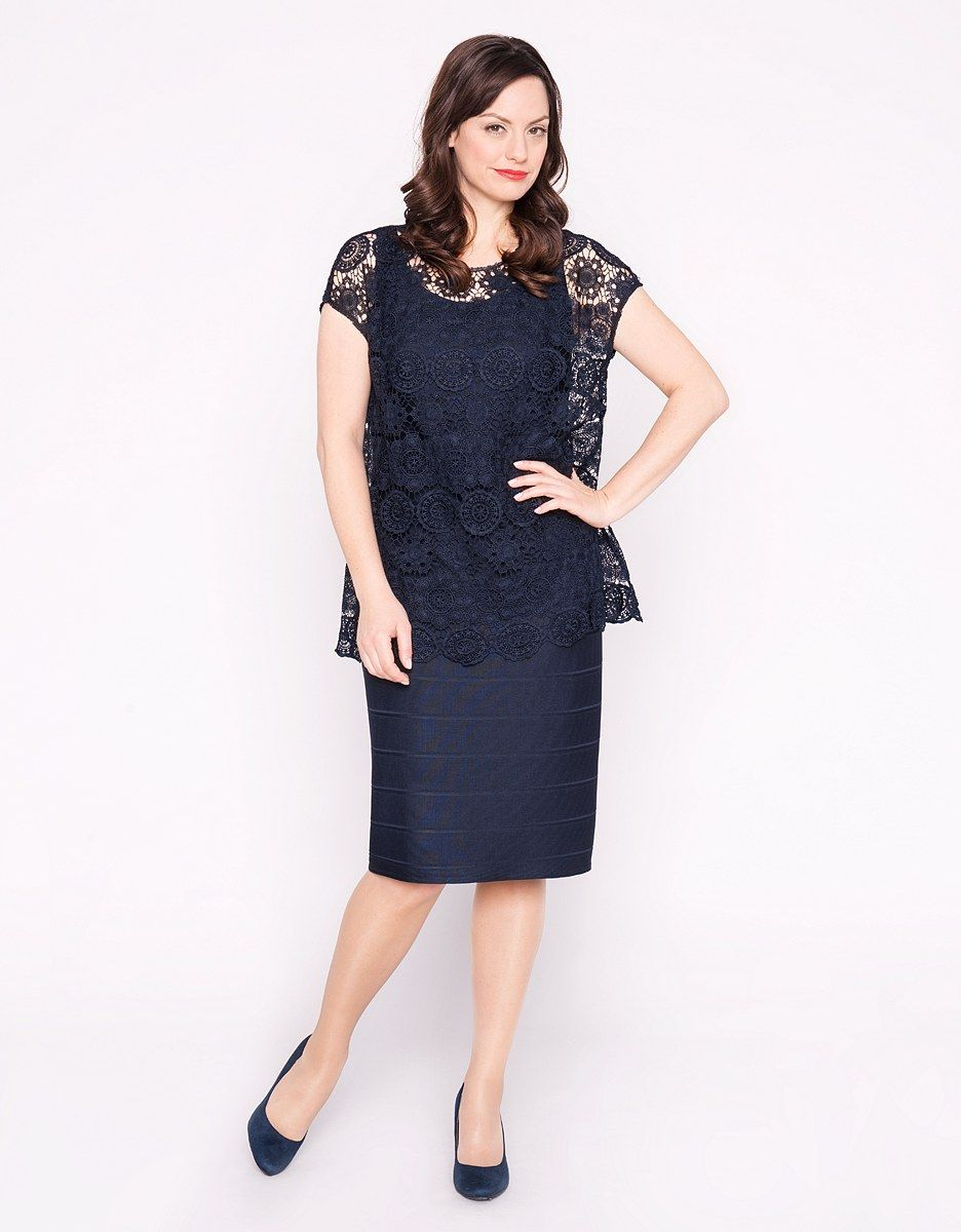 11-teiliges Kleid  Bexleys Woman  ADLER Mode Onlineshop  Fashion