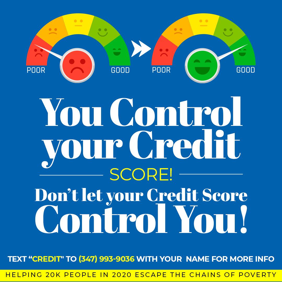 Credit Restoration Credit Restoration Credit Score Poverty