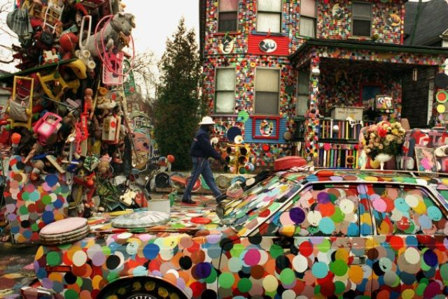 The Heidelberg Project | Non profit | Open-Air Art | Art Education | Detroit