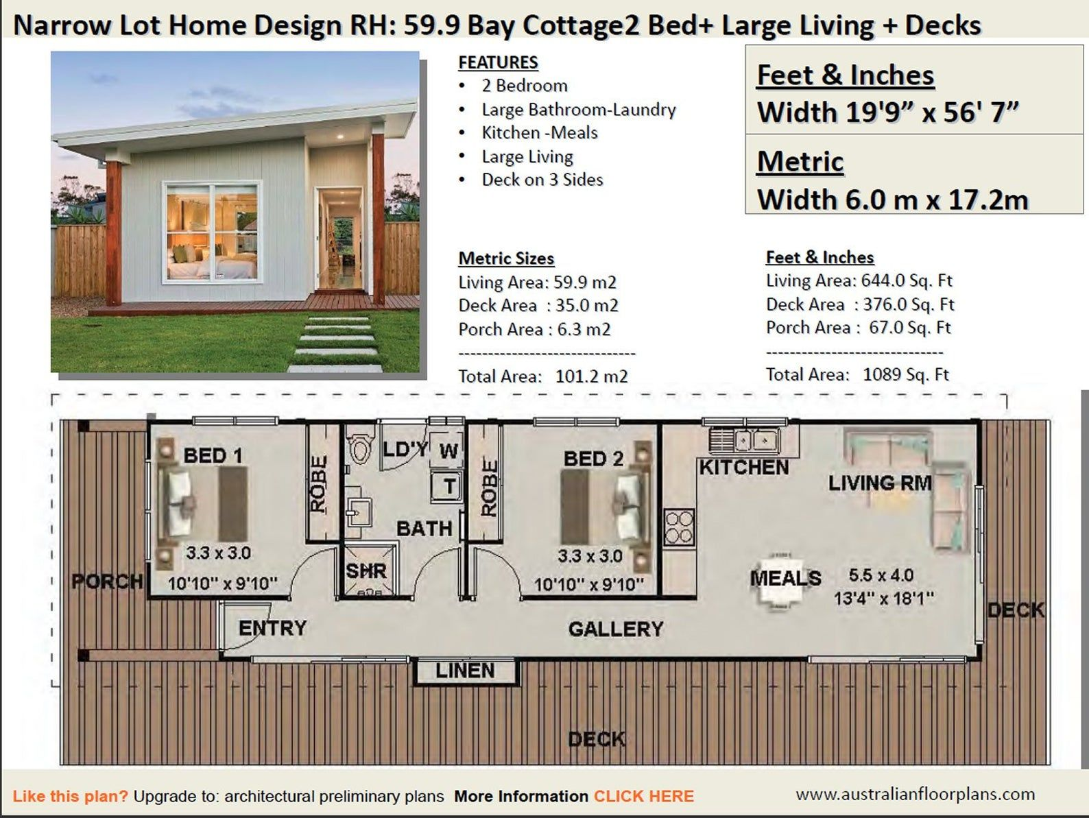 1  U0026 2 Bedroom Small And Tiny House Plans  Best Selling