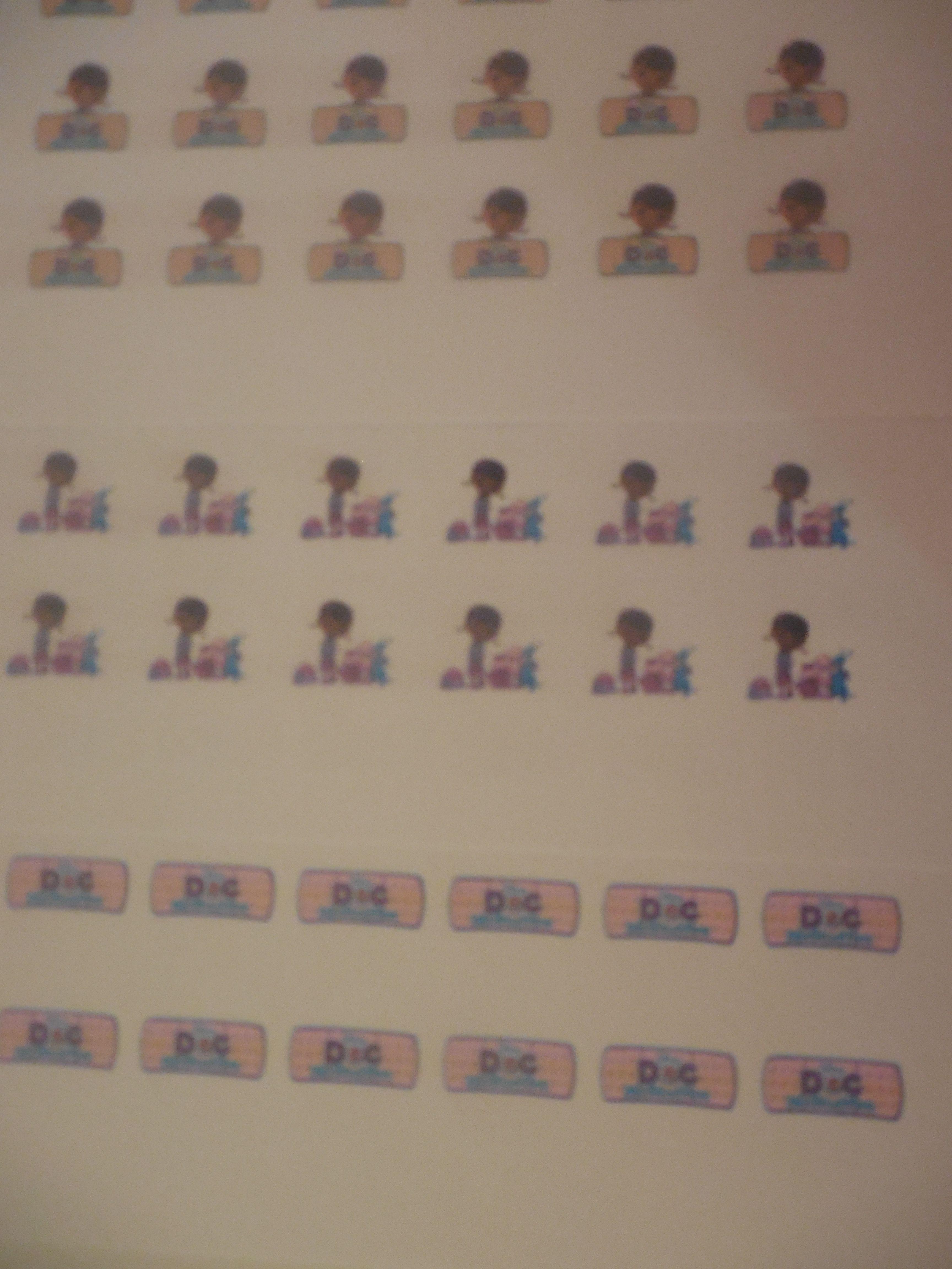 Hershey kiss character labels photo wall hershey kisses