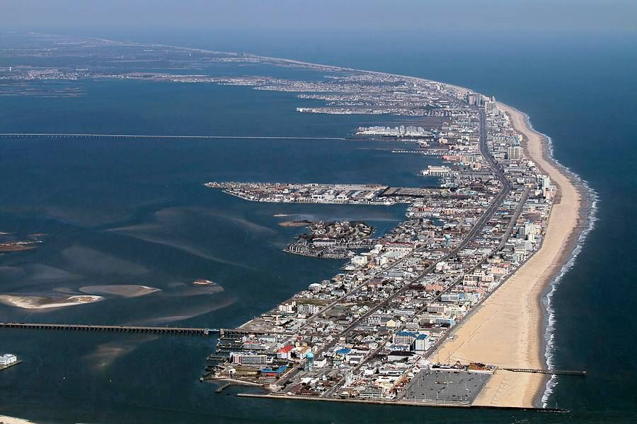 Is Ocean City Really An Island Yes Oc Is An Island Or Part On One Anyway Ocean City Is Part Of A Barrier Isl Ocean City Maryland Ocean City Ocean City