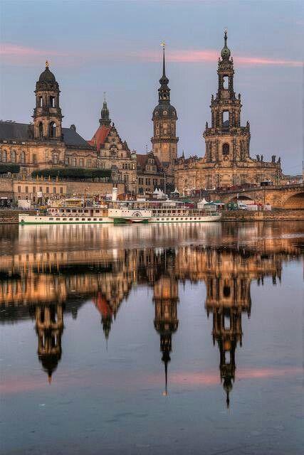 Dresde, Sachsen, Deutschland