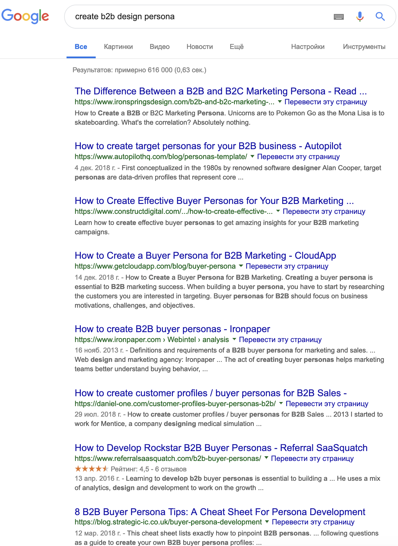 Effective Design Personas For B2b Products Persona B2b The