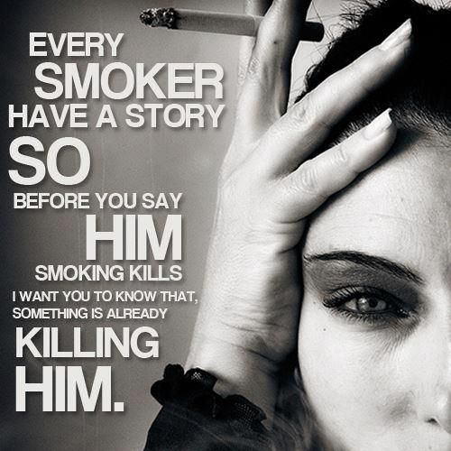 Smoking Quotes Custom Smoking Kills  Quotes & Words Of Wisdom  Pinterest  Smoking Kills