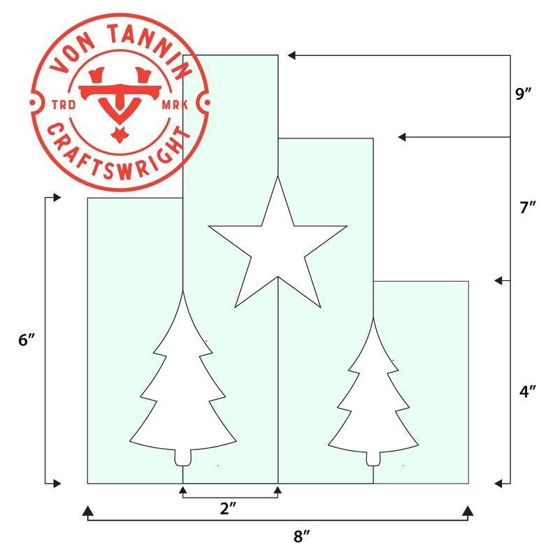Photo of Candela natalizia rustica Set regalo e decorazione per mantello   Regalo di consapevolezza   Decorazioni per camino