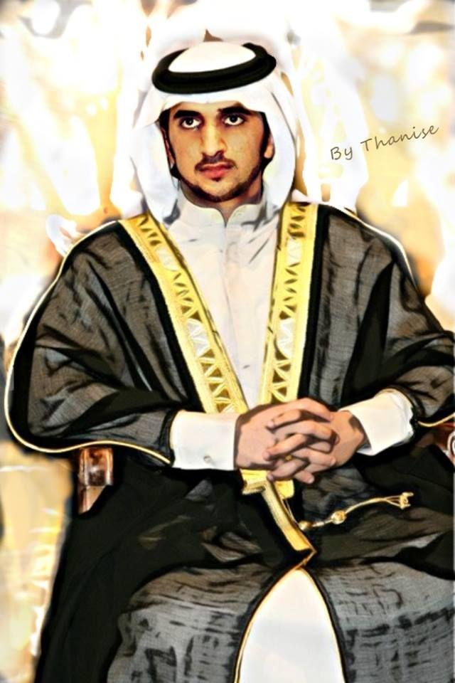 Rashid bin Mohammed bin Rashid Al Maktoum. By Thanise