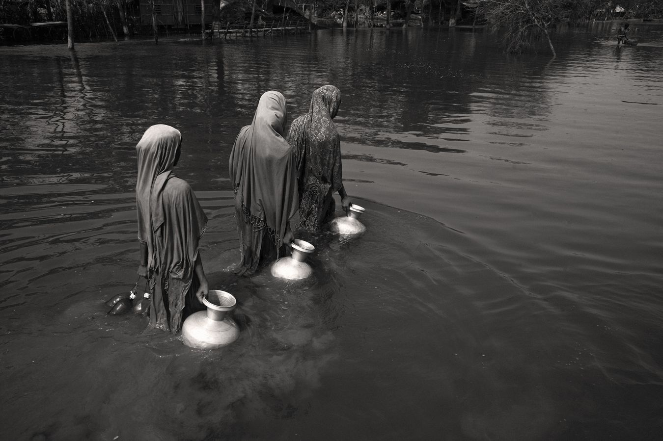 (4) Au Bangladesh, l'eau changée en sel - Libération