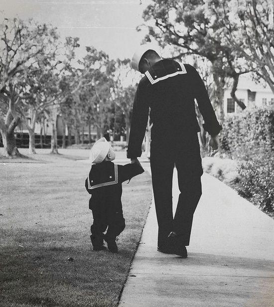 Popeye & Son... by Jillian Thoman