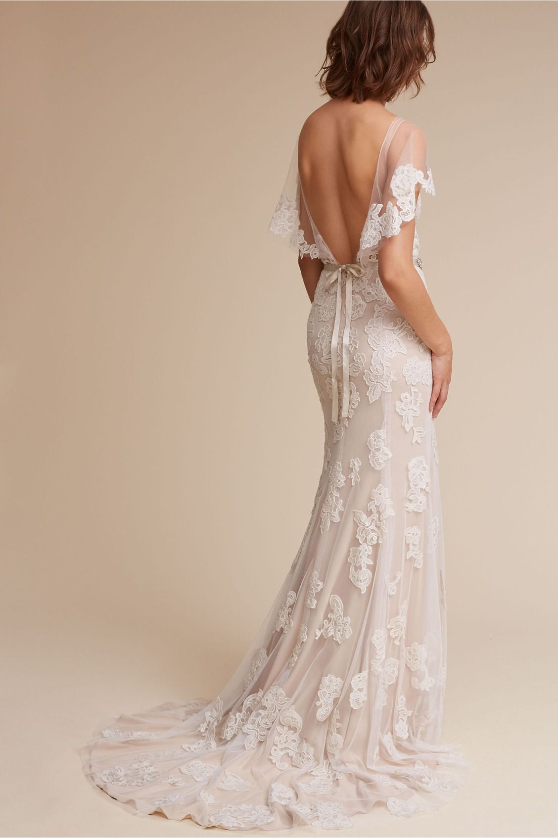 exquisite | Sierra Gown from BHLDN | The Bohemian Bride | Pinterest ...