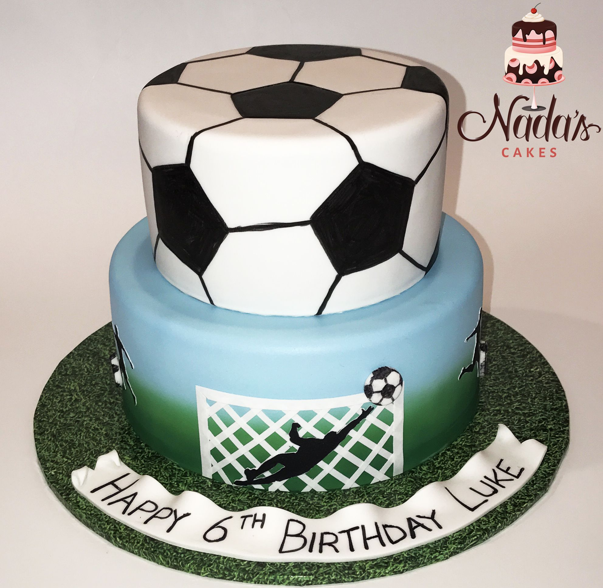 Soccer Themed Birthday Cake Soccer Birthday Cakes Football Themed Cakes Jungle Birthday Cakes