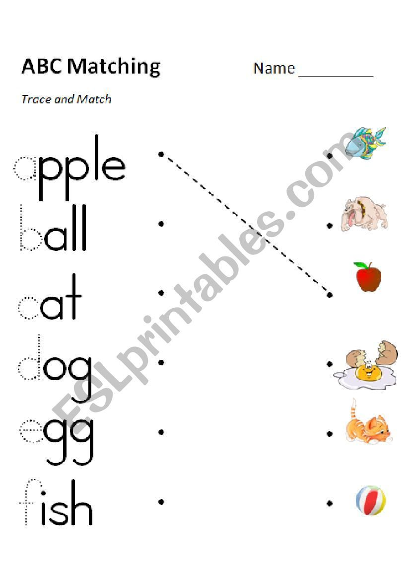 Abc Phonics Matching E F 3 Versions In Color And Grayscale Esl Worksheet By Tastybrain Abc Phonics Kindergarten Worksheets Alphabet Matching [ 1169 x 826 Pixel ]