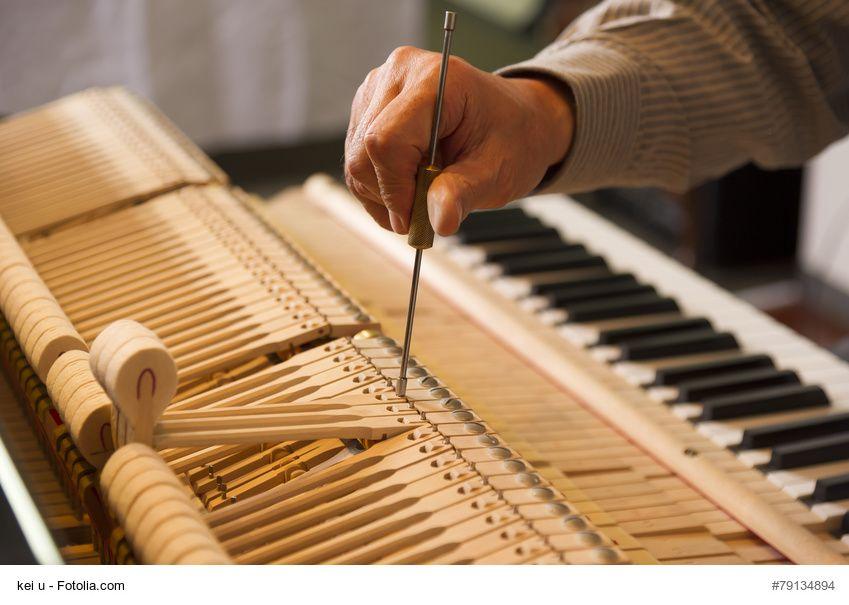 How to a Piano TunerTechnician Job Description