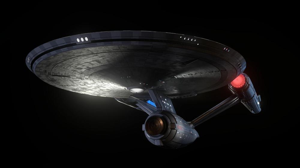 Artstation Star Trek Discovery U S S Enterprise Marc Bell Star Trek Star Trek Universe Uss Discovery
