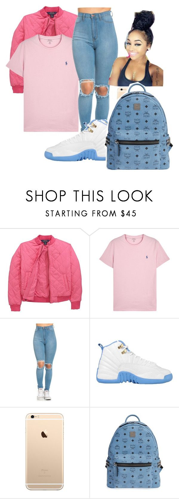 """VENUS"" by ashantisowell on Polyvore featuring Ralph Lauren, Polo Ralph Lauren and MCM"