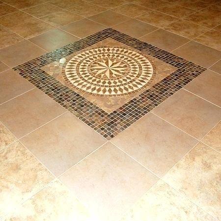 Living Room Floor Tiles Design In India