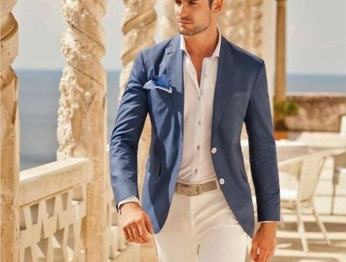 Comment s'habiller pour un mariage homme invité - 66 idées magnifiques!