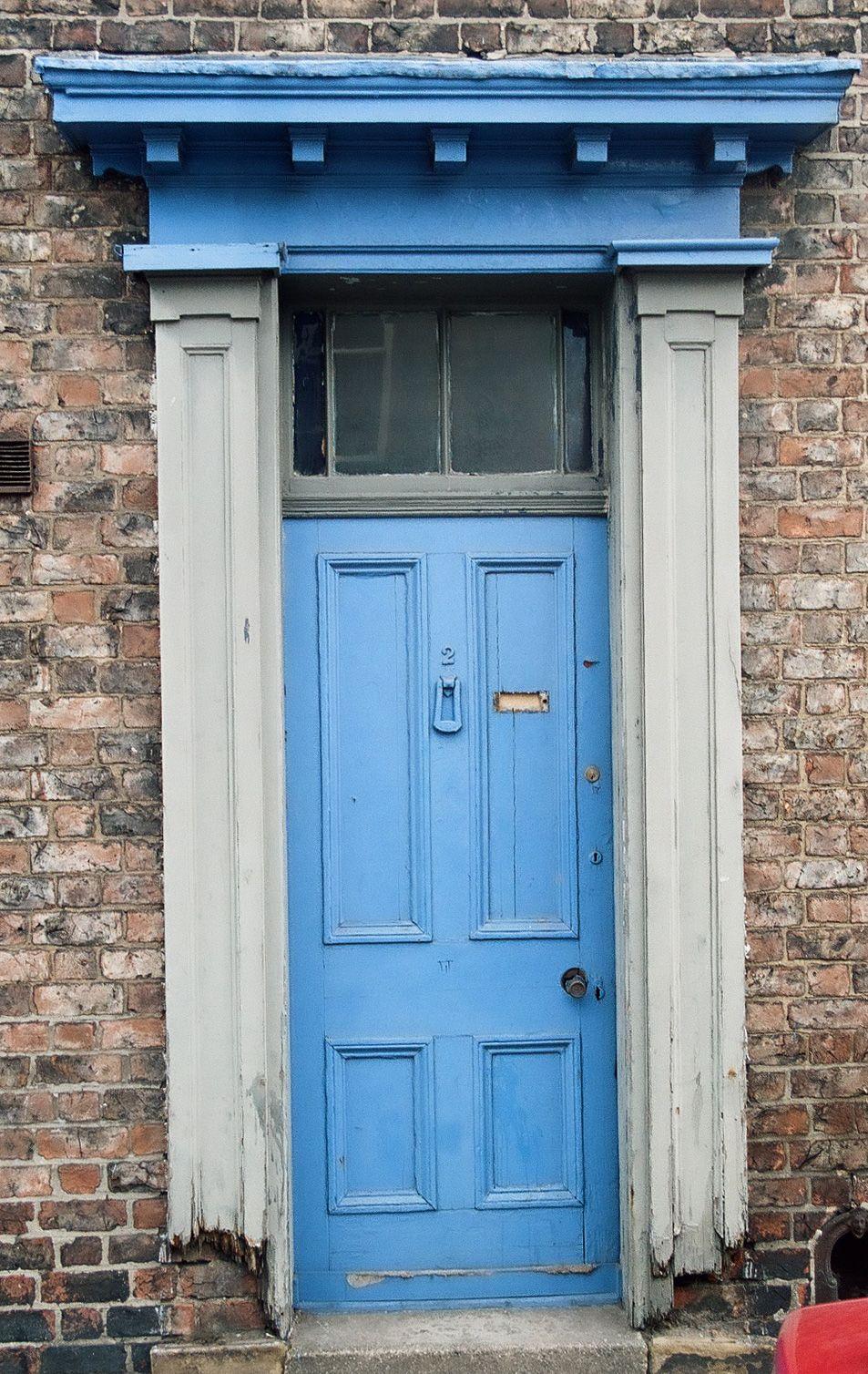 The Doors of York: Blue