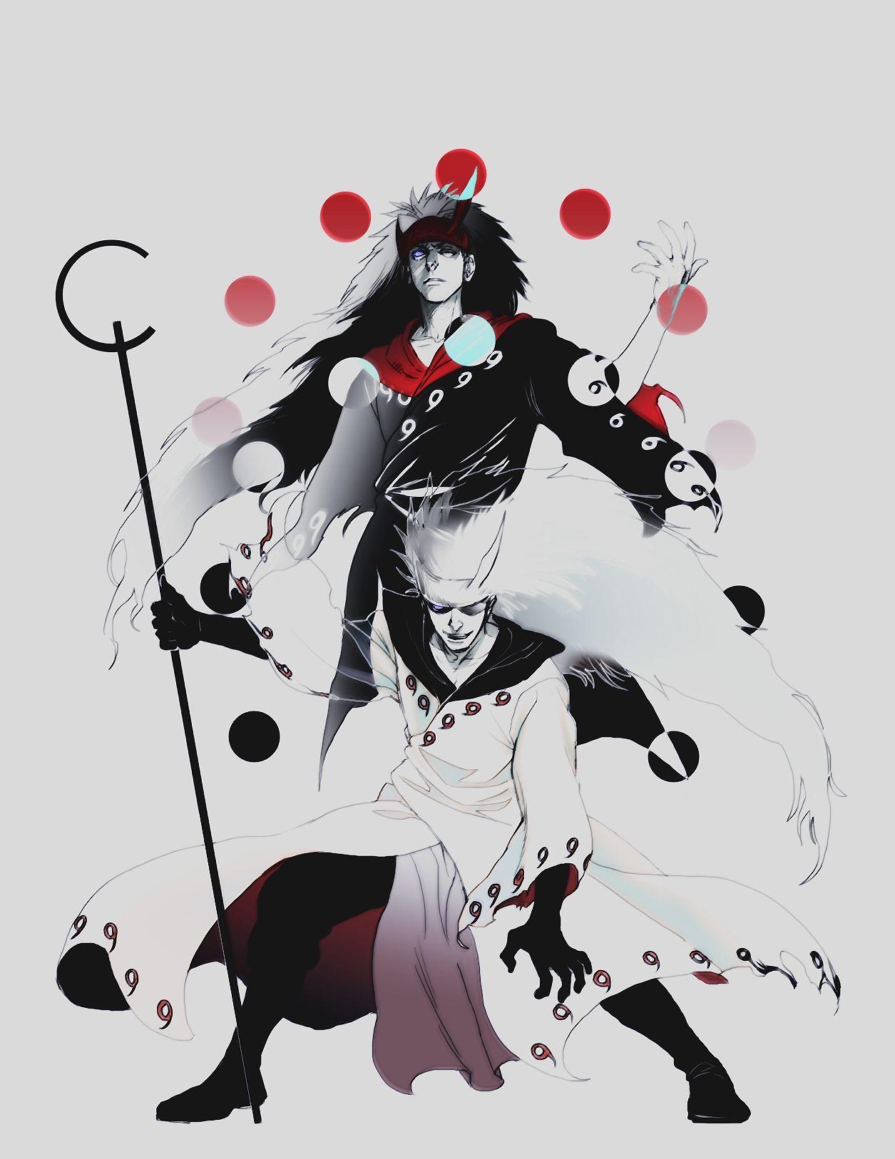 火影忍者 宇智波斑_动漫图片_秋本动漫 イラスト, Naruto登場人物, ナルト イラスト