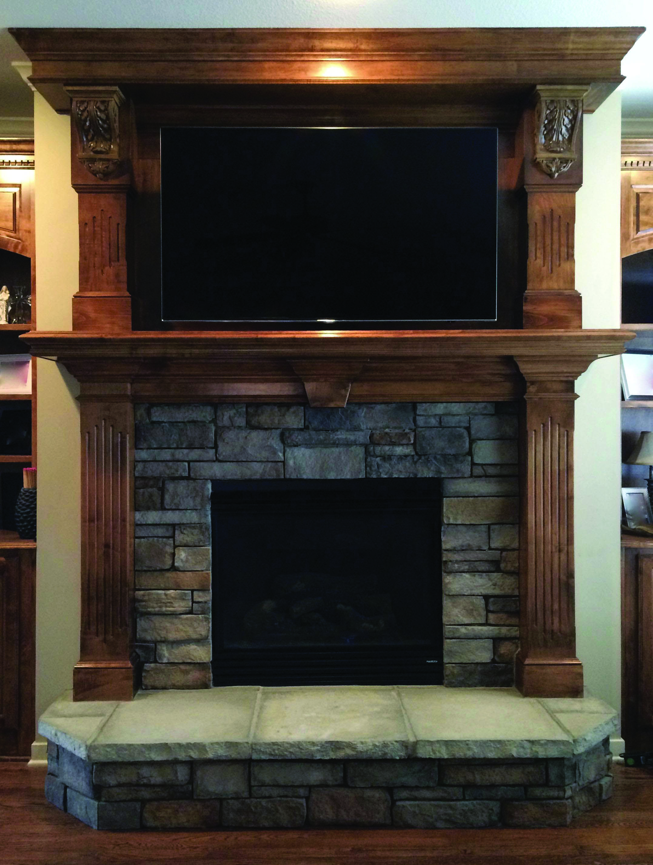 20 stunning fireplace ideas to steal farmhouse fireplace