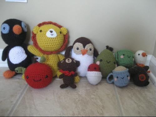 Amigurumi For Dummies Book : Amigurumi world: seriously cute crochet: ana paula rimoli