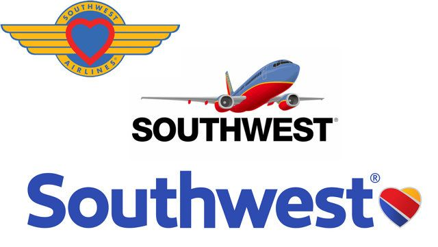 Southwest Airlines Unveils A New Logo Southwest Airlines