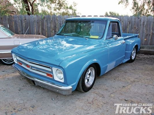 67 68 Chevy Trucks For Sale Autos Trucks And Cars
