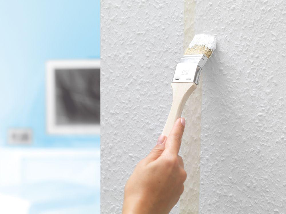 saubere farbkanten farbe lernen pinterest renovieren renovierung und richtig streichen. Black Bedroom Furniture Sets. Home Design Ideas