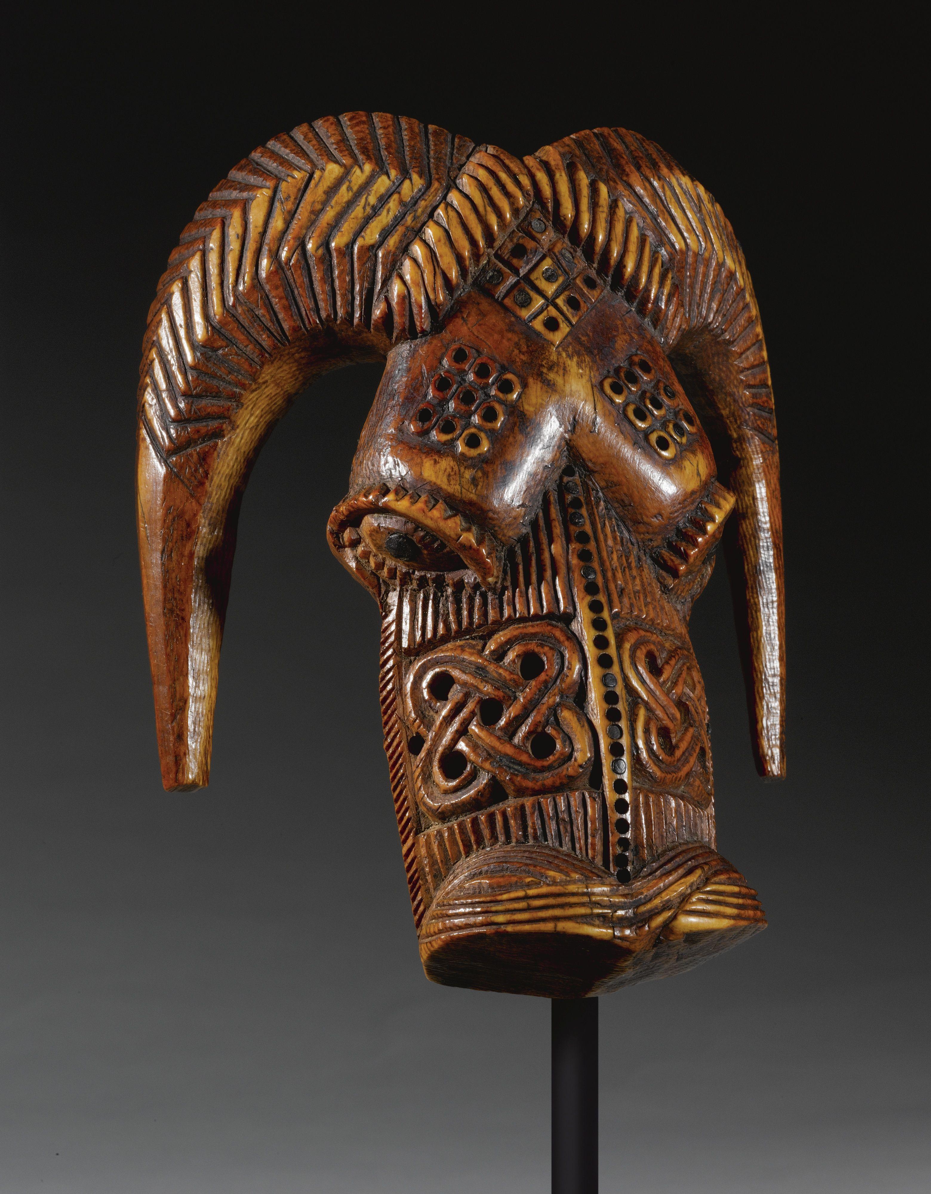 YORUBAOWO IVORY ORNAMENT NIGERIA omama made of African Elephant