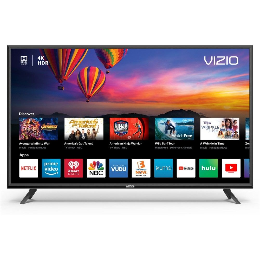 "Vizio ESeries 43"" Class (42.5"" Diag.) 4K Hdr Smart TV"