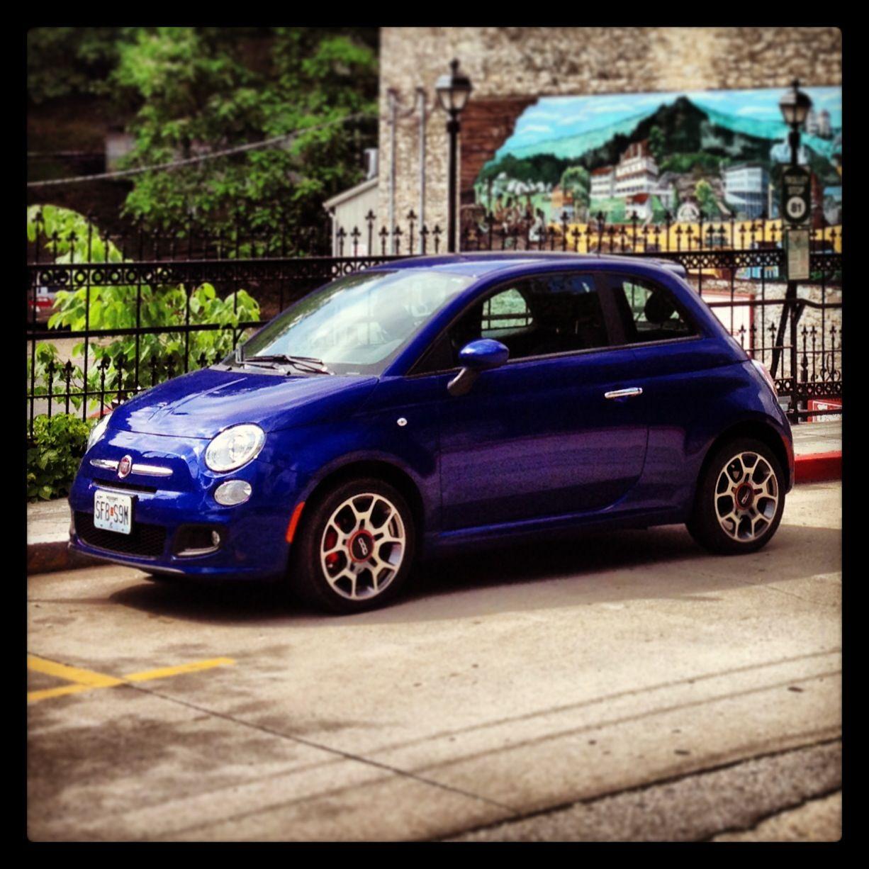 Too cute. Fiat 500 Sport Fiat 500, Fiat 500 sport, 2012