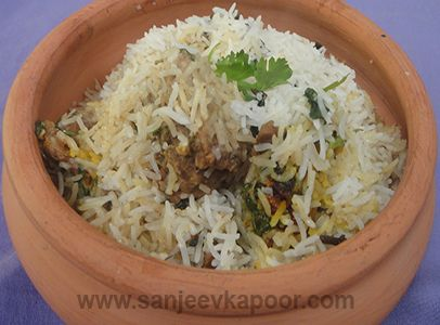 recipe: lucknowi biryani recipe sanjeev kapoor [34]