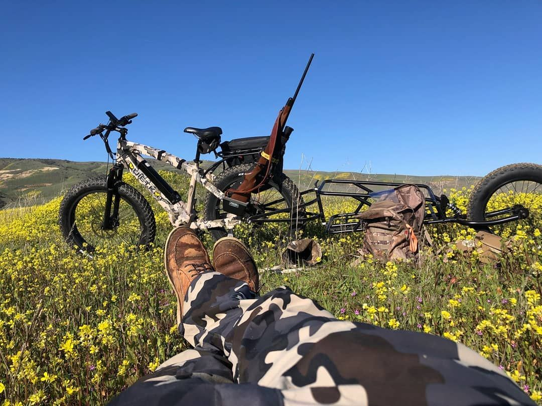Quietkat Predator 750 Electric Hunting Bike In 2020 Hunting Bike Predator