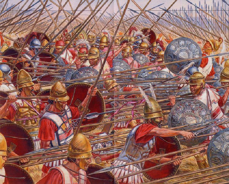 The Battle of Sellasia, 222 BC to Igor Dzis . | Igor Dzis ...