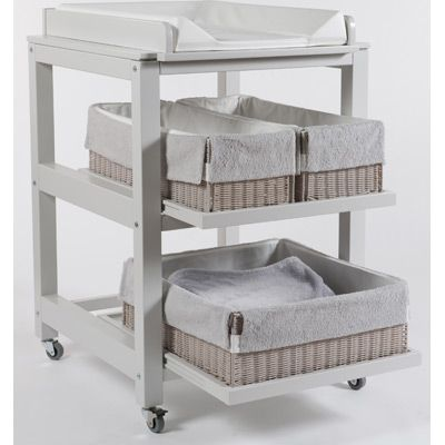 Table A Langer Quax Cubo Comfort Nebbia Decoracion Habitacion Nino Cuarto De Bebe Cambiadores