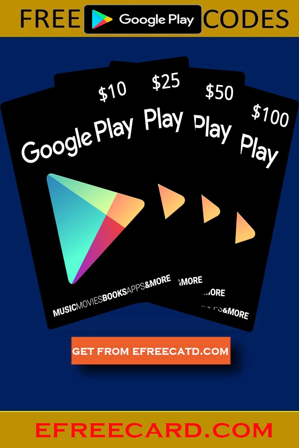 How to Get Redeem Code for Playstore 2020 - Win #Playstore ...