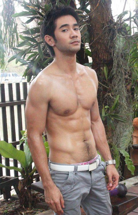 Akosipedropenduko Polar Chayaphol Gorgeous Thai Actor -2849